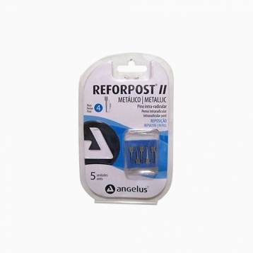 ANGELUS REFORPOST STEEL PACK OF 10 (without slit)
