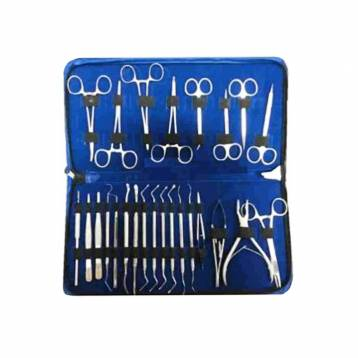API MINOR / MICRO ORAL SURGERY KIT (Set of 25)