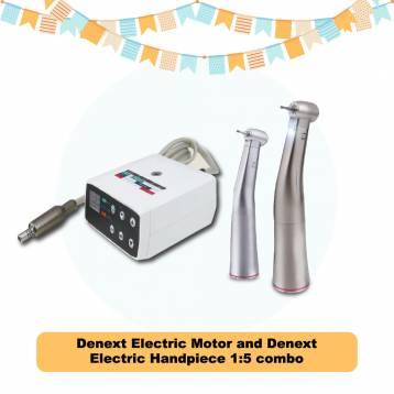 Buy Denext Electric Motor and Denext Electric Handpiece  1:5 combo