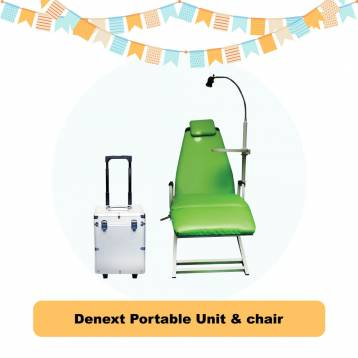 Buy Denext Portable Unit and chair