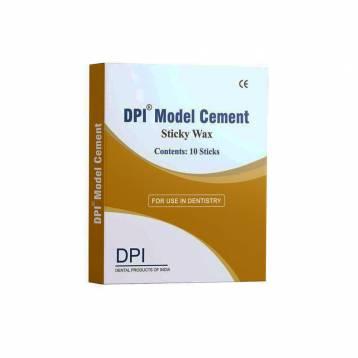 DPI MODEL CEMENT (STICKY WAX)