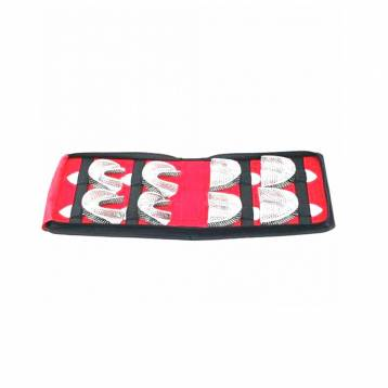 GDC Impression Tray Dentulous Perforated set of 8pcs in Pouch (ITRLDPP8)