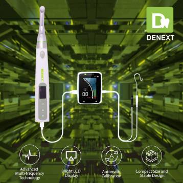 Buy Denext V-PEX Apex Locator and V-MOTOR Endomotor Combo