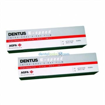 HERAEUS KULZER DENTUS E SPEED X RAY FILM  (Intra - Oral)
