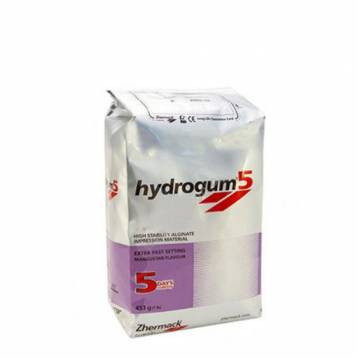 ZHERMACK HYDROGUM 5 Alginate powder   453gm