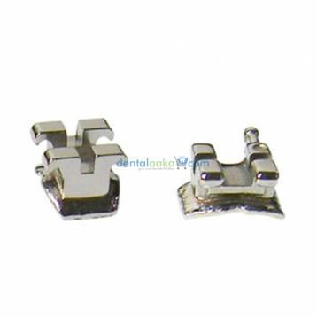 LEONE LINGUAL BRACKETS IDEAL 18 4/4 KIT - F4980-91