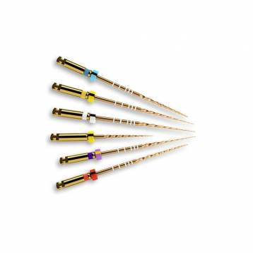 Dentsply Protaper Gold Rotary Files 19mm Sx