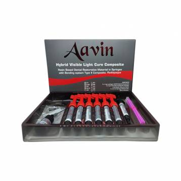 Pyrax aavin composite kit